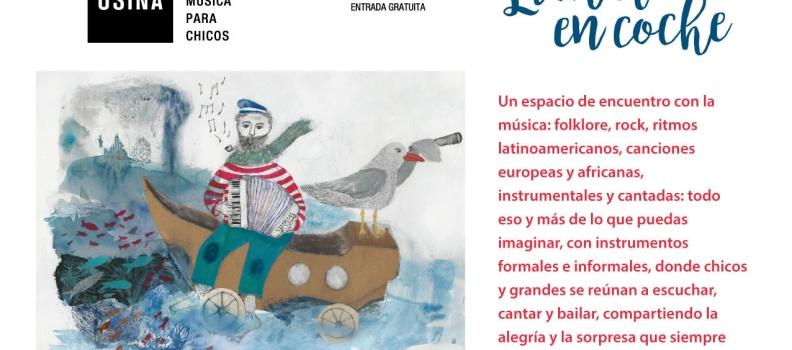 Ciclo de Música para Chicos en la Usina del Arte