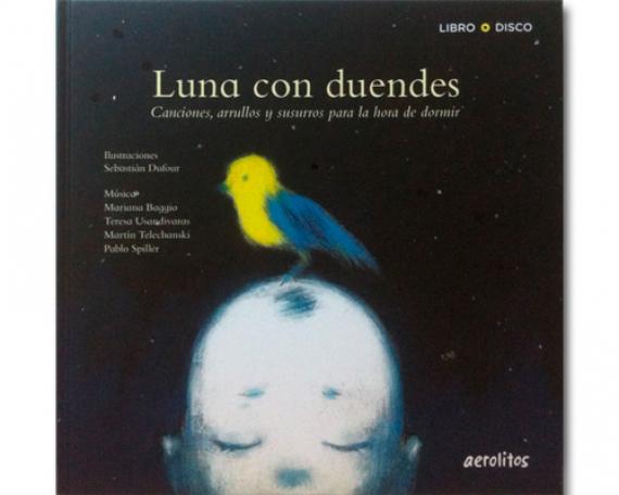Luna con duendes